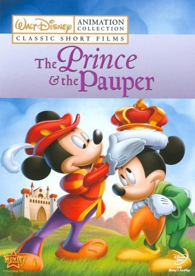 Walt Disney Animation Collection: Classic Short Films, Vol. 3 - The Prince & the Pauper (DVD)