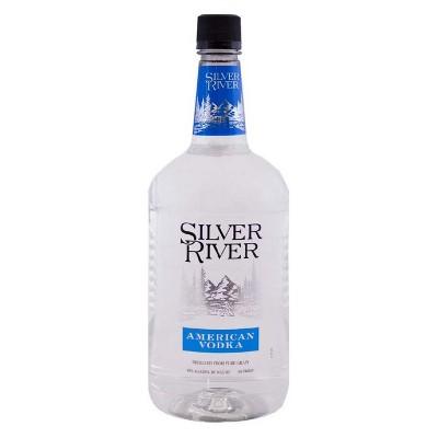 Silver River Vodka - 1.75L Bottle