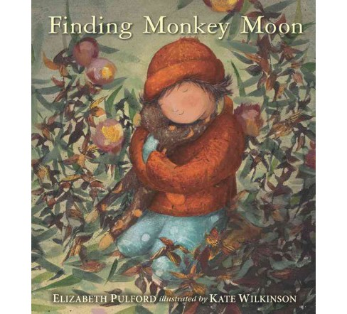 Finding Monkey Moon (School And Library) (Elizabeth Pulford) - image 1 of 1