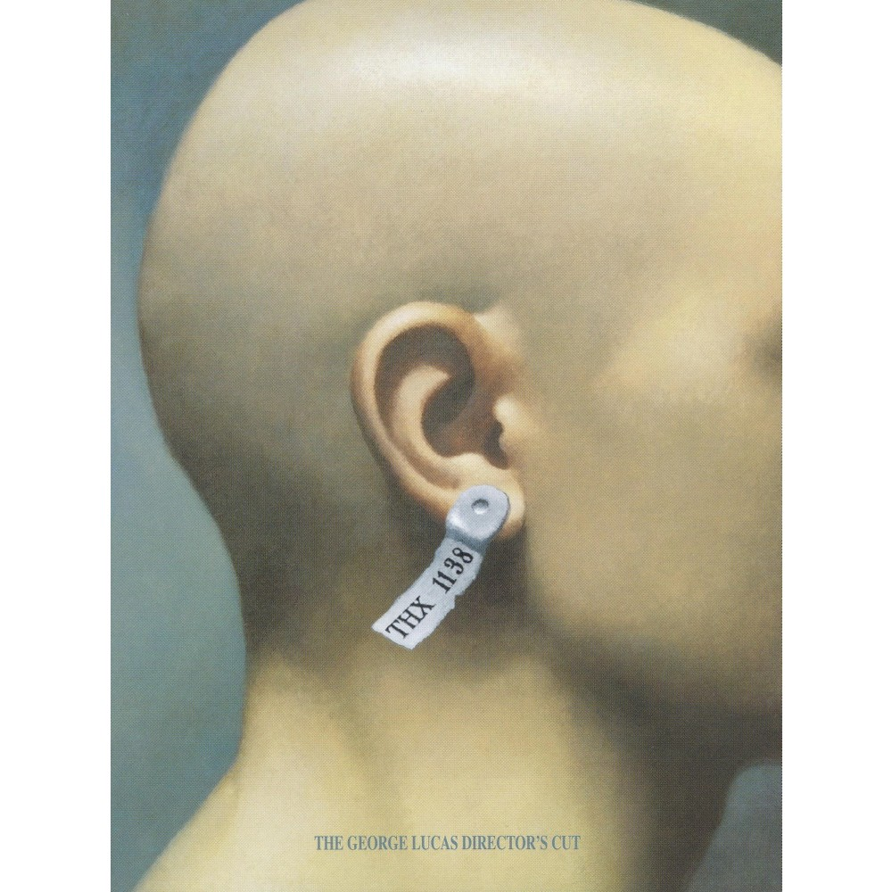 Thx 1138:George lucas director's cut (Dvd)