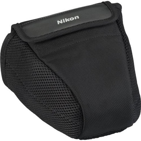Nikon CF-DC7 Semi-Soft Case for D3100 D3200 D3300 DSLRs with Lenses up to 18-135mm Zoom - image 1 of 1