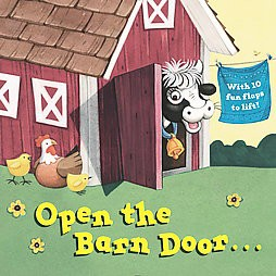 Open the Barn Door by Christopher Santaro (Hardcover)