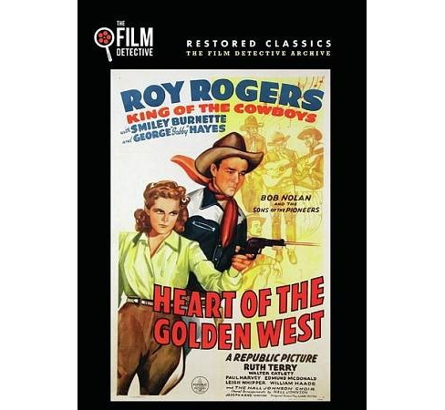 Heart Of The Golden West (DVD) - image 1 of 1