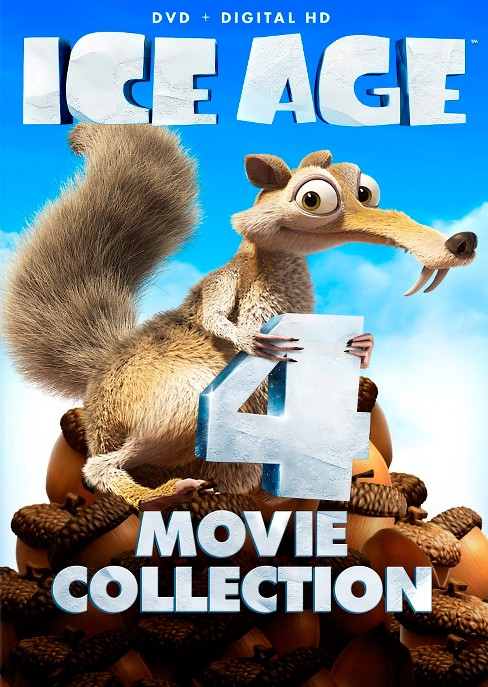Ice age 4 movie collection (DVD) - image 1 of 1
