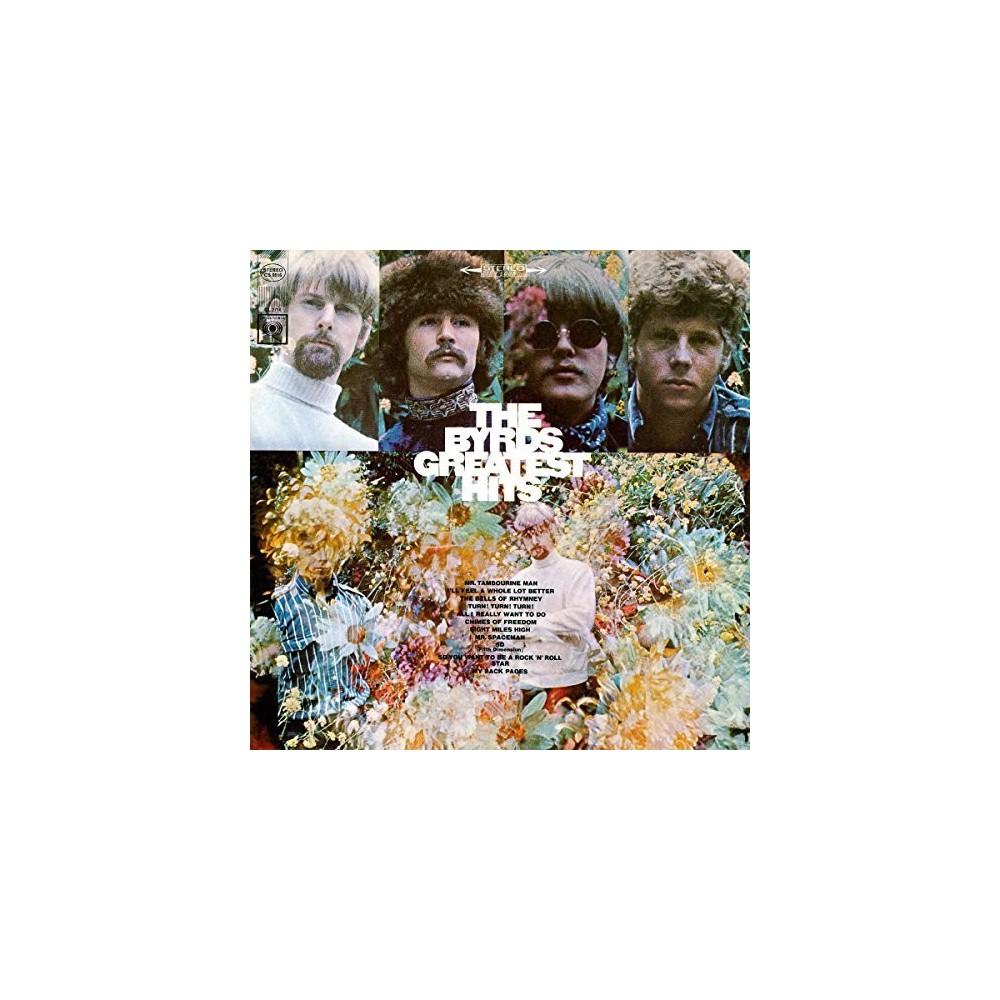 Byrds - Greatest hits (Vinyl)