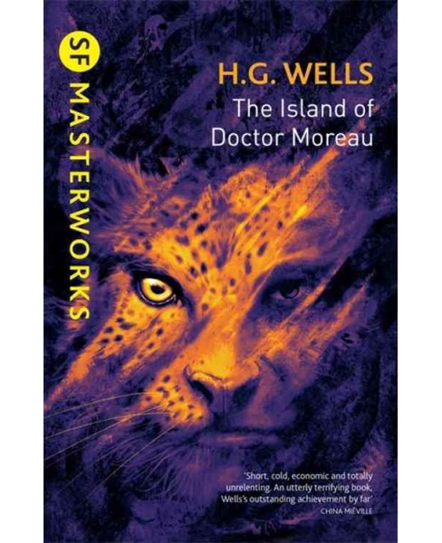 Island of Doctor Moreau (Reissue) (Paperback) (H. G. Wells) - image 1 of 1