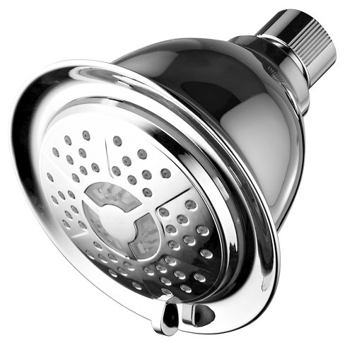 Led Showerhead Chrome - PowerSpa - image 1 of 6