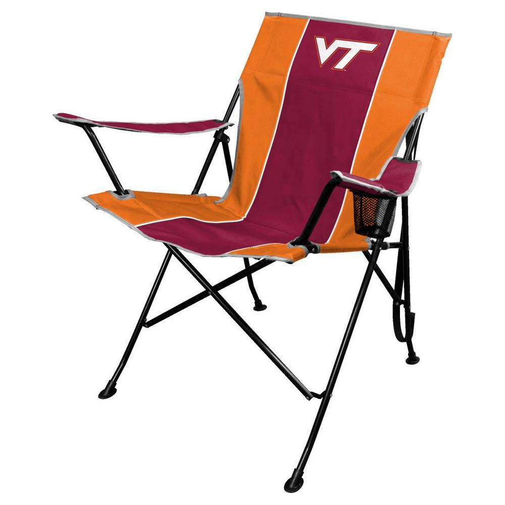 NCAA Rawlings Tailgate Folding Chair Virginia Tech Hokies