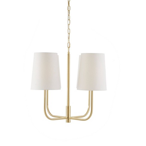 Maddie Chandelier Gold (Lamp Only) - image 1 of 4