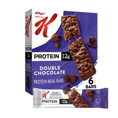 Special K Protein Double Chocolate Meal Bars - 6ct- Kellogg's
