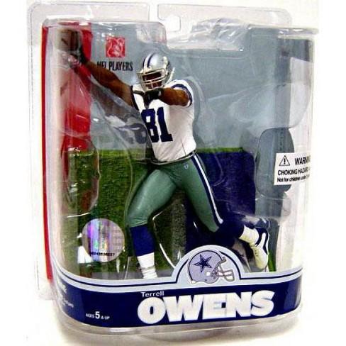McFarlane Toys NFL Dallas Cowboys Sports Picks Series 16 Terrell Owens Action Figure - image 1 of 1