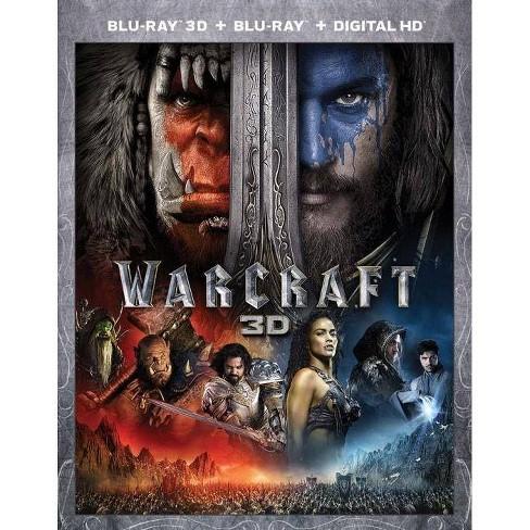 Warcraft (Blu-ray) - image 1 of 1