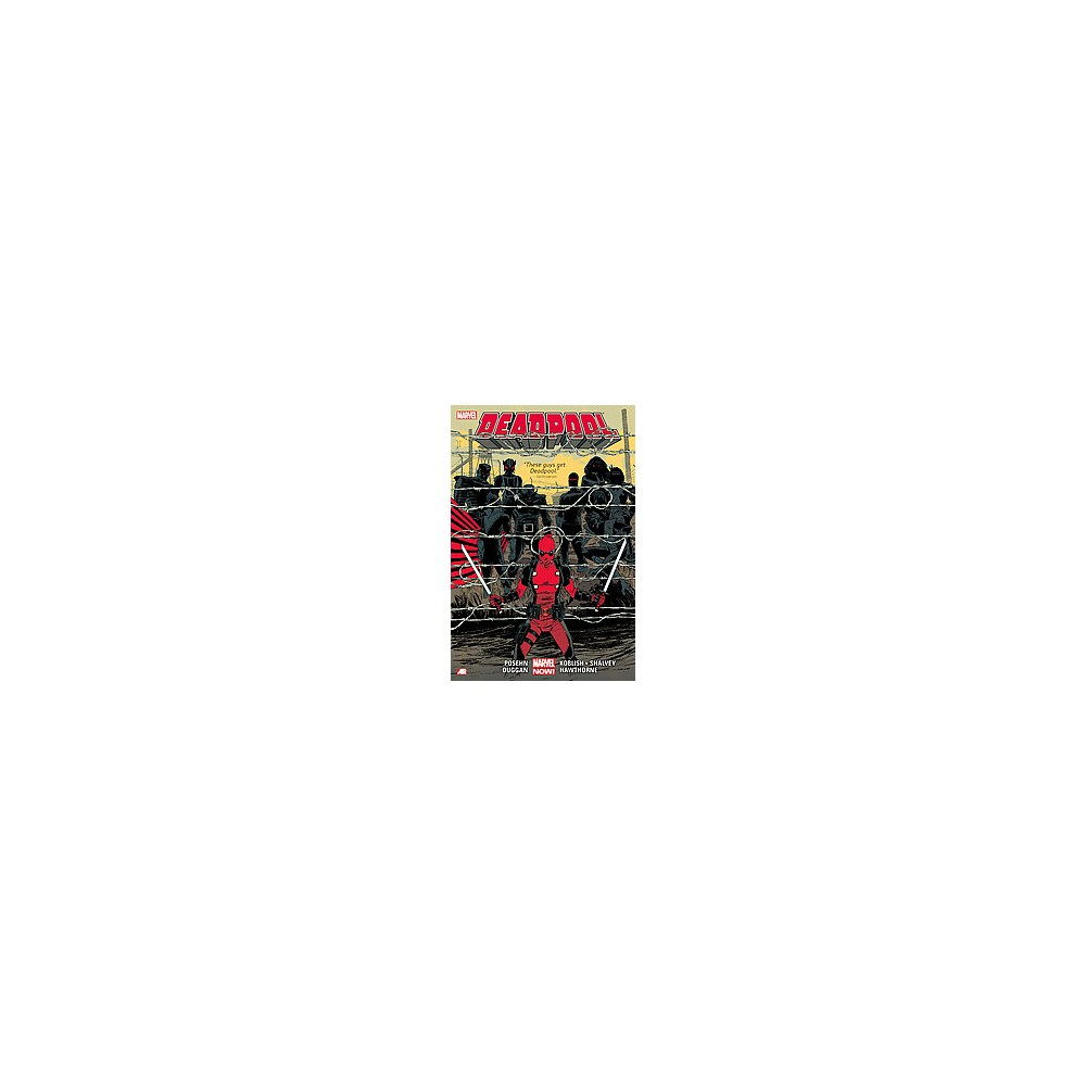Deadpool 2 (Hardcover) (Gerry Duggan)