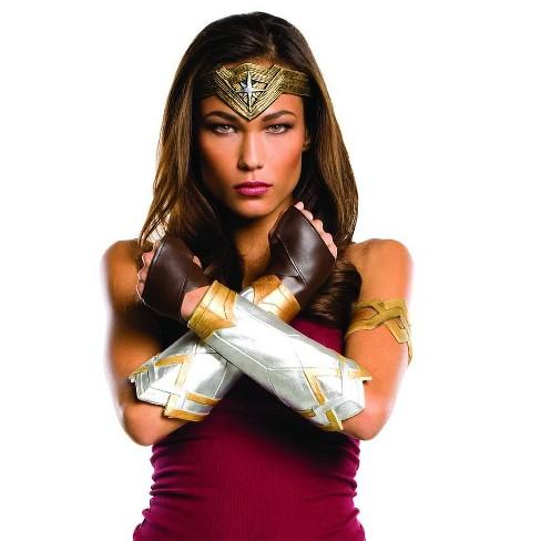 Deluxe Wonder Woman Cape Costume Rubies Adult Batman V Superman