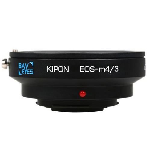 Kipon Baveyes 0.7x Optical Focal Reducer Lens Adapter For Canon EF/EF-S Lens to Micro Four Thirds Camera - image 1 of 4