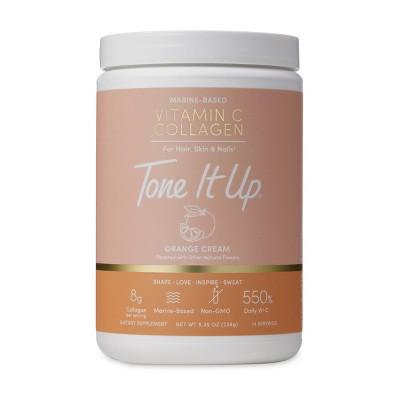 Tone It Up Vitamin C + Collagen Powder - 8.39oz