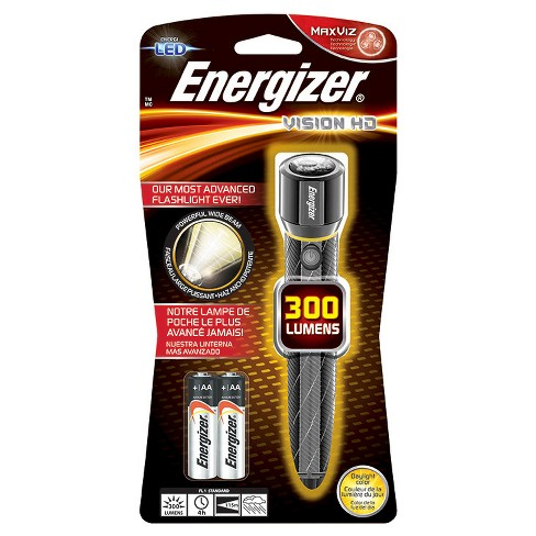 Energizer Vision LED HD 2AA Metal Light - image 1 of 1