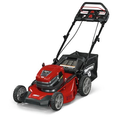 Snapper 2691528 82V Max 21 in. StepSense Electric Lawn Mower (Tool Only)