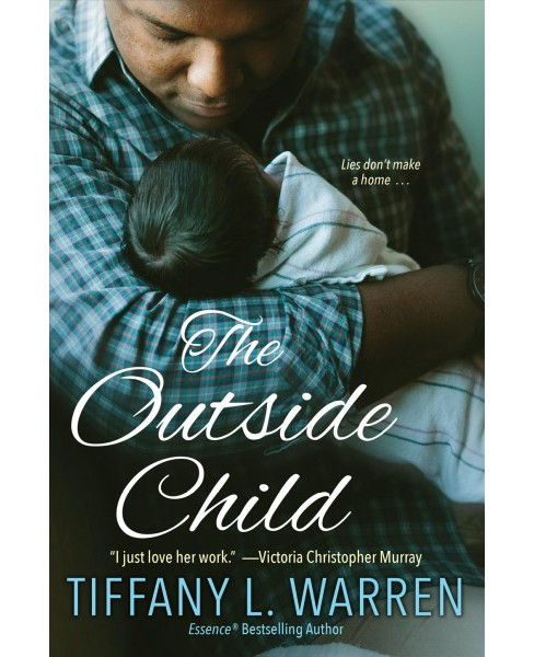 Outside Child -  by Tiffany L. Warren (Paperback) - image 1 of 1