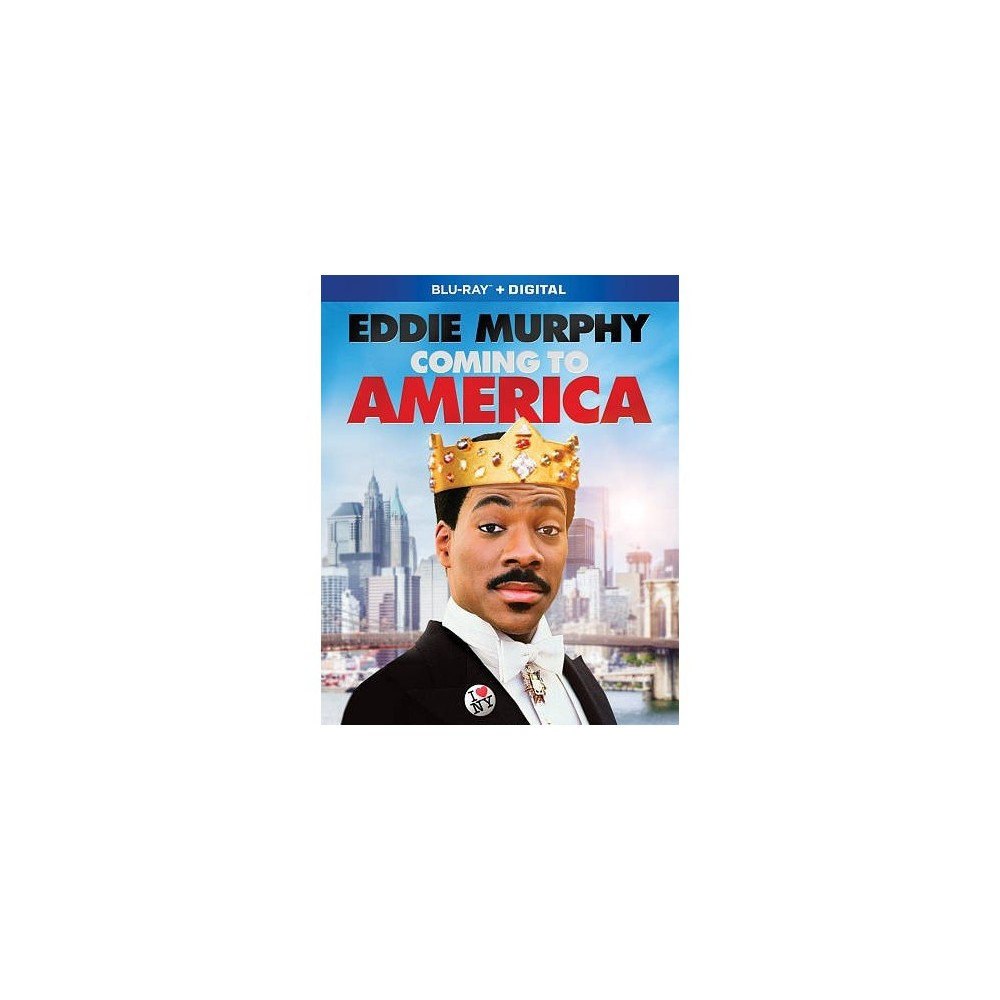 Coming To America (30th Anniversary Edition (Blu-ray)