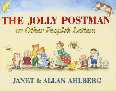 Jolly Postman : Or Other People's Letters (School And Library)(Janet Ahlberg & Allan Ahlberg)