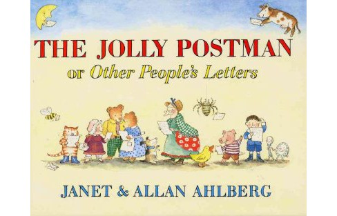 Jolly Postman : Or Other People's Letters (School And Library) (Janet Ahlberg & Allan Ahlberg) - image 1 of 1