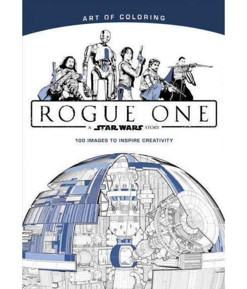 Star Wars Rogue One Adult Coloring Book A Star Wars Story