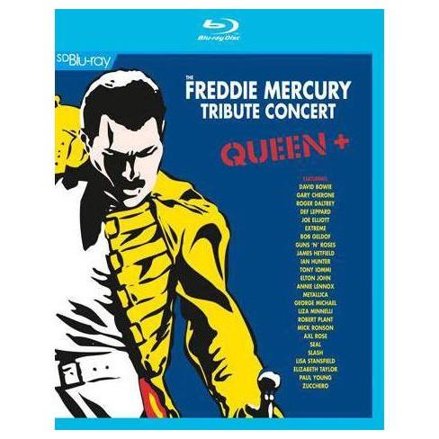 The Freddie Mercury Tribute Concert (Blu-ray) - image 1 of 1
