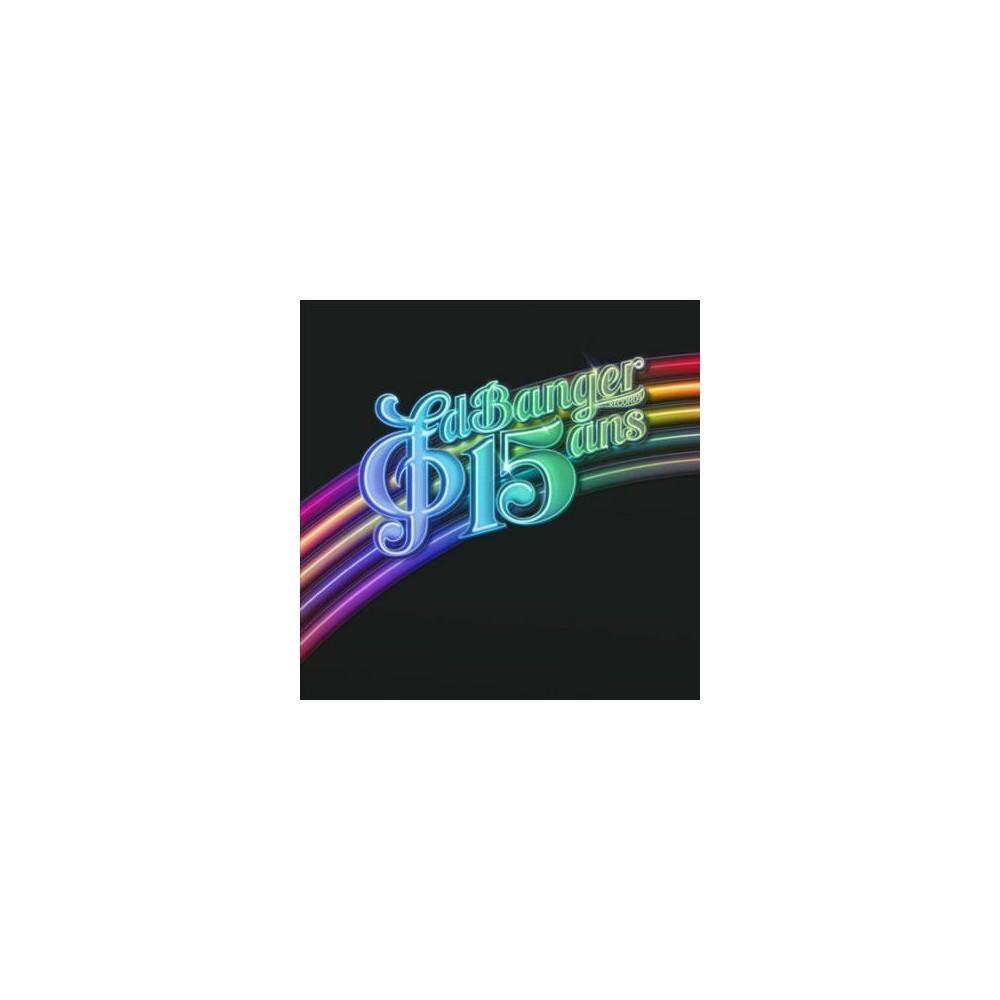 Various - Ed Banger 15 (Vinyl)