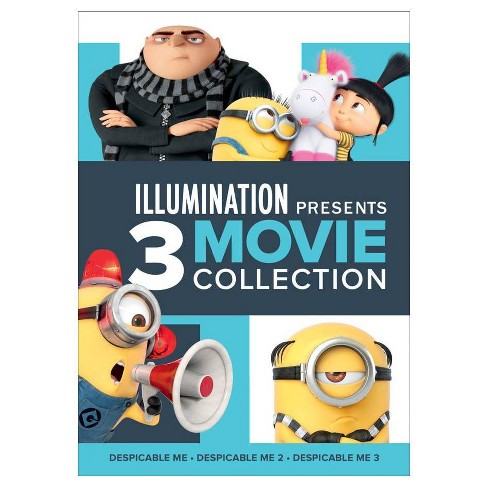Illumination Presents: 3-Movie Collection (DVD) - image 1 of 1