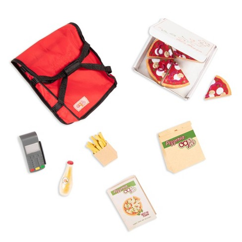"""Our Generation Play Food Pizza Delivery Set for 18"""" Dolls - Order's Up - image 1 of 3"""