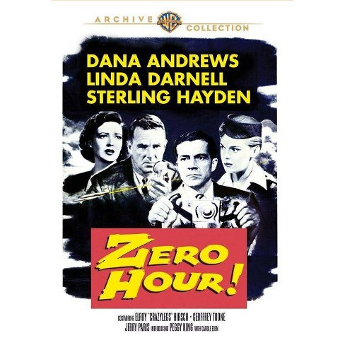 Zero Hour (DVD) - image 1 of 1