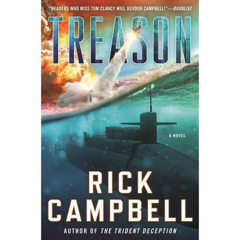 Treason - by  Rick Campbell (Hardcover) - image 1 of 1