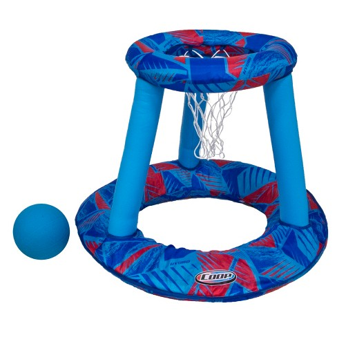 SwimWays Corp Hydro Spring Hoops Basketball - 3pc - image 1 of 4
