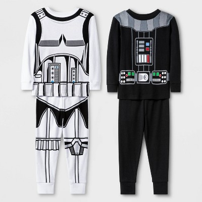 New Star Wars Boy/'s Toddler Little Trooper Cotton Tee Shirt