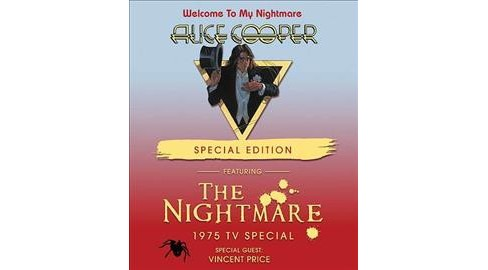 Welcome To My Nightmare (DVD) - image 1 of 1