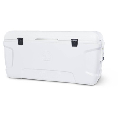 Igloo Marine Contour Hard Sided 150qt Portable Cooler - White