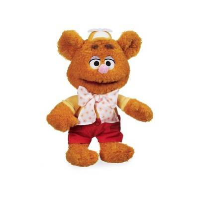 Disney Junior Muppet Babies Fozzie Bear Small Plush - Disney store