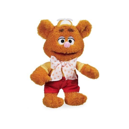 Disney Junior Muppet Babies Fozzie Bear Small Plush - Disney store image number null