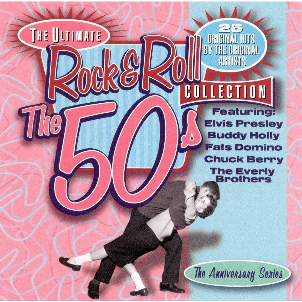 Various - Ultimate Rock & Roll Collection-50's (CD)