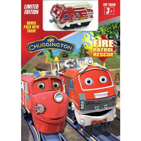 Chuggington: Fire Patrol Rescue [With Toy Train] - image 1 of 1