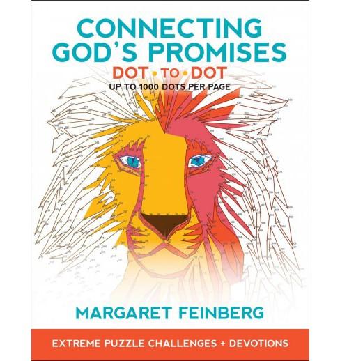 Connecting God S Promises Dot To Dot Paperback Margaret Feinberg