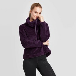 Women's Cozy Holiday Fleece Pullover - C9 Champion®