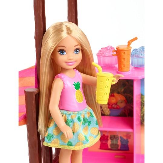 Barbie Chelsea Tiki Hut Playset image number null