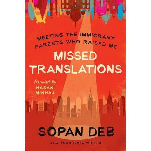 Missed Translations - by  Sopan Deb (Hardcover) - image 1 of 1