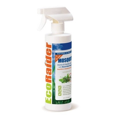 16oz 3-in-1 Insect Repellent - EcoRaider