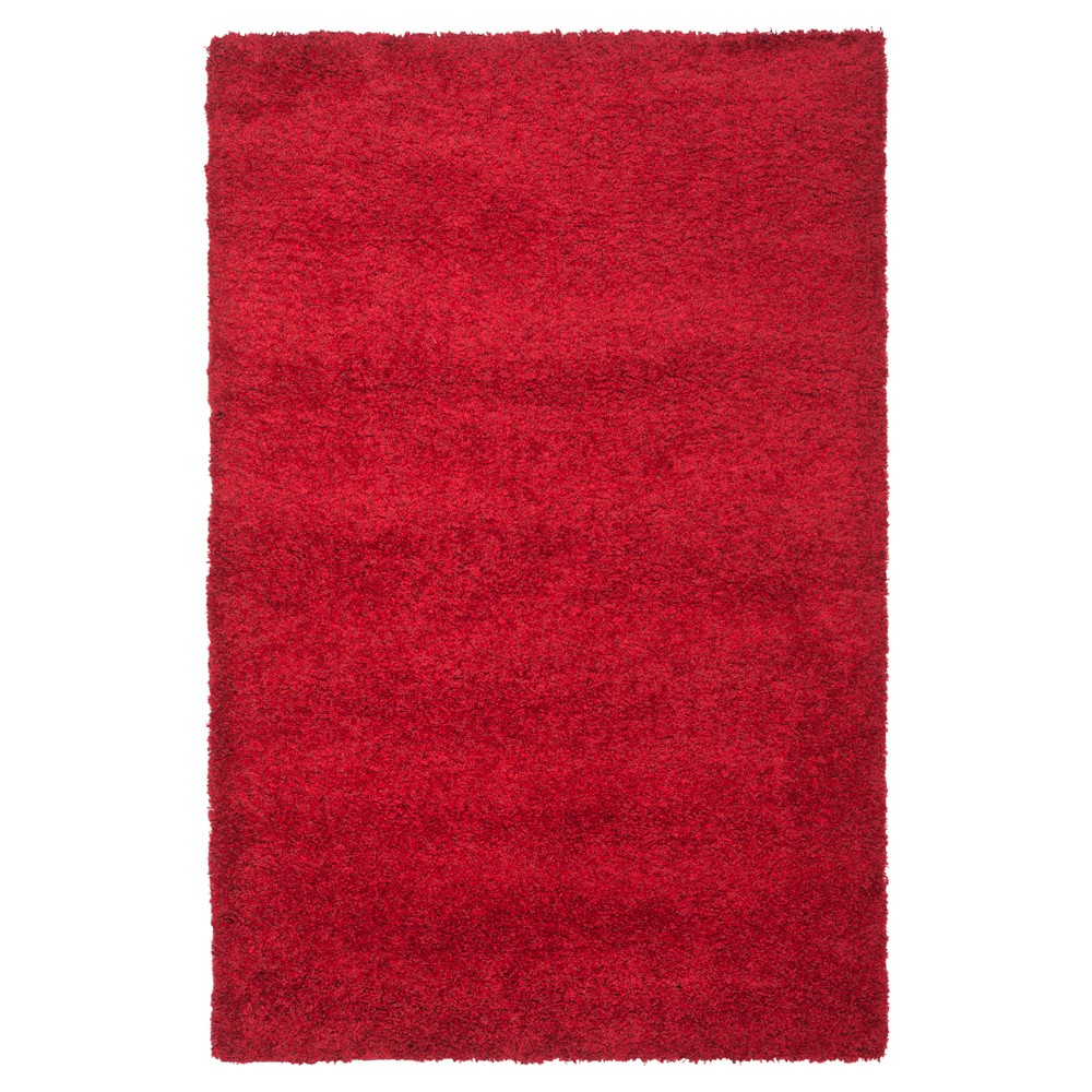 Quincy Rug - Red (8'X10') - Safavieh