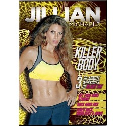 Jillian Michaels: Killer Body (DVD)
