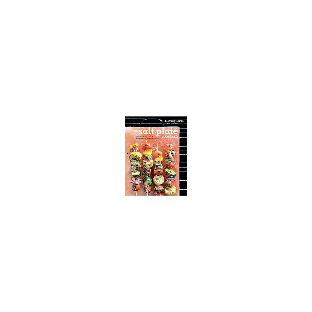 Salt Plate Cookbook (Hardcover)