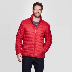 Men's Standard Fit Puffer Jacket - Goodfellow & Co™